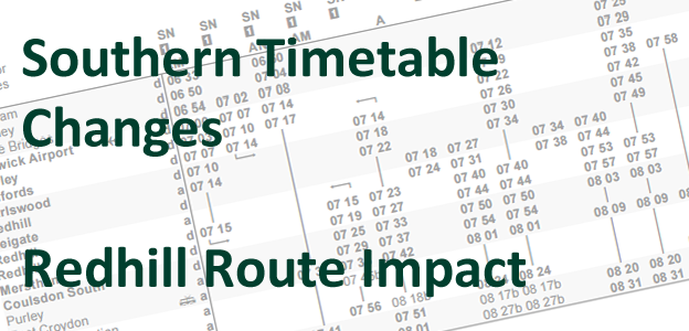 Southern Timetable Changes