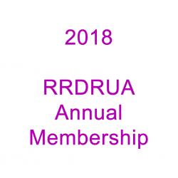 2018 Annual Membership
